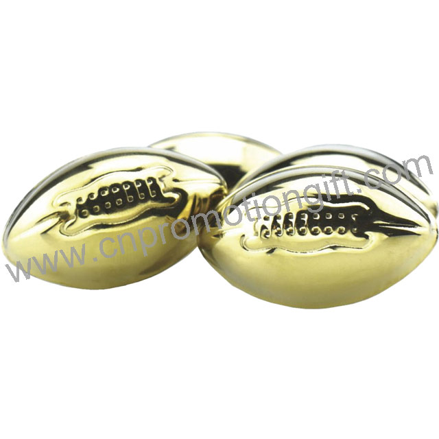 Promotional Products 2019 Gold Football Rugby Ball Whiskey Stone For Fathers Day Gifts